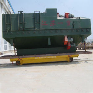 Cable Drum Powered Foundry Plant Dies Transfer Trolley on Rails pictures & photos