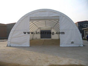 Dome Shape Shelter, Prefabricated Building, Dome Shape Carport, Semicircle Warehouse, Parking (TSU-3040/3065) pictures & photos