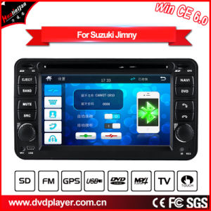 Windows Ce Car DVD GPS Navigation for Suzuki Jimny Audio Video Navigation Hualingan pictures & photos
