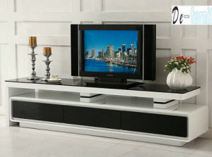 Simple Design Modern TV Stand Furniture (057) pictures & photos