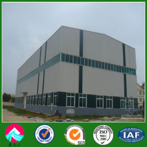 Pre Engineered Steel Structure Office Building pictures & photos