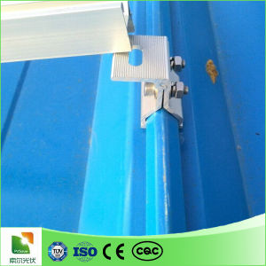 Tin Roof Solar Mounting Bracket with Clamp