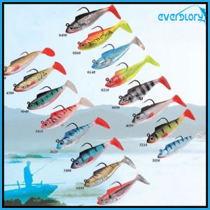 2′/3′/5′ Popular Soft Lead Fish Fishing Lure Fishing Tackle pictures & photos