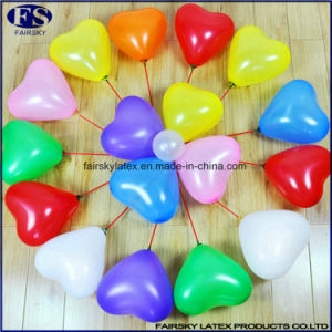 Top Selling Wholesale Heart Shape Balloon with High Quality pictures & photos