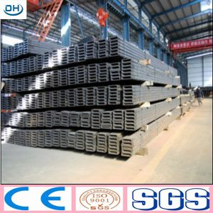 Q235 Ss400 Steel U Channel pictures & photos