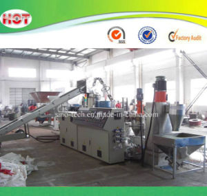 Plastic Under Water Cutting Machines for Granules/Pellets Making pictures & photos