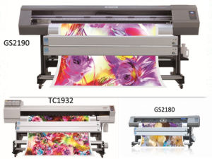 Fd2190 Digital Sublimation Textile Printer pictures & photos