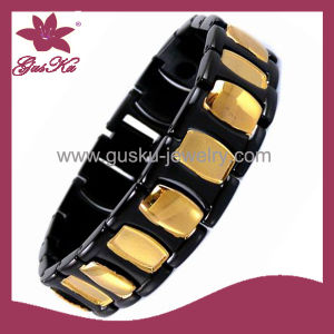 Magnetic Stainless Steel Bracelet (2015 STB-151)