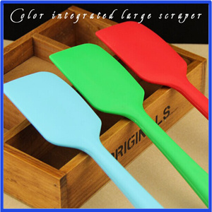 Silicone Colorful Spatula for Kitchenware Set