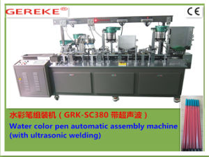 Water -Colour Pen (with ultrasonic) Automatic Assembly and Filling Machine pictures & photos