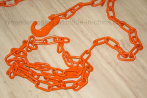 Lashing Chain with Grab Hooks of Rigging Hardware pictures & photos