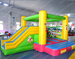 New Design Kids Bouncer Inflatable Jumping Castle (TH-CB12) pictures & photos