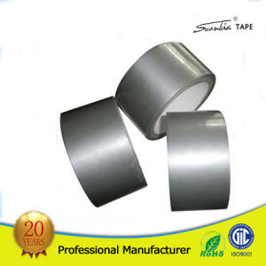 Silver Color Cloth Duct Tape for Heavey Duty Packing pictures & photos
