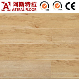 Great U-Groove Crystal Diamond Surface Laminate Flooring (AB2002) pictures & photos