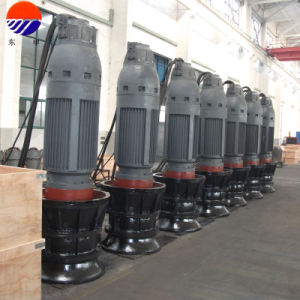Submersible Mixed-Flow Pump for Slight Sewage Water