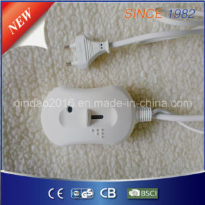 BSCI Approval Over Current Protection Bedding Fleece Electric Blanket pictures & photos
