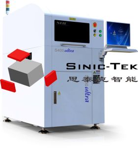 3D Online Laser Marking Machine for SMT pictures & photos