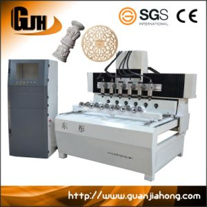 Multi Spindle 2D & 3D CNC Router pictures & photos