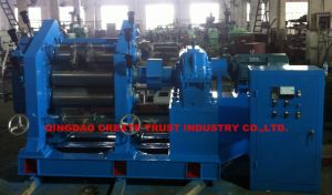 Hot Sale Rubber Calendering Machine/Rubber Calender (CE/ISO9001) pictures & photos