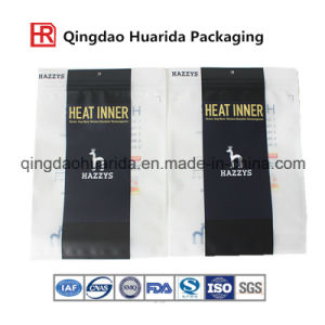 Garment Plastic Packaging Stand up Bag with Colourful Printing pictures & photos