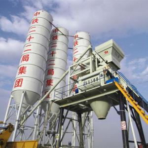 Twin Shaft Electric Concrete Mixer (Js1500) for Sale pictures & photos