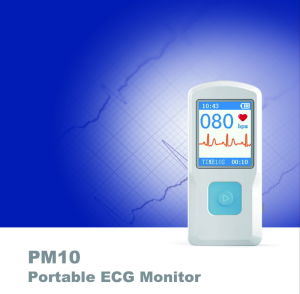 Promotion Now- New Arrived Portable ECG Machine with Bluetooth, on Sale! pictures & photos