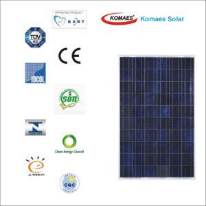 3W - 300W Solar System PV Panel Solar Panel with TUV IEC Mcs Inmetro Idcol Soncap (EU Antidumping Duty-Free)