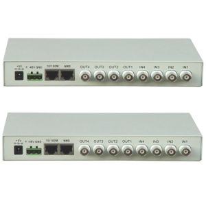 4e1 to Eth Ethernet Protocol Converter LAN-to-LAN Services (SPT-4E1-ETH)