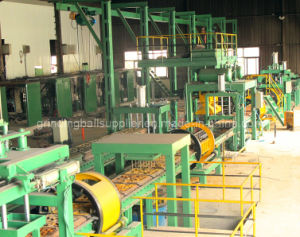 Automatic Grinding Ball Casting Production Line pictures & photos
