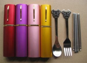 Stainless Steel Travel Gift Set (YY-505) pictures & photos