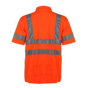 Reflective Strip High Visibility Safety T-Shirt pictures & photos