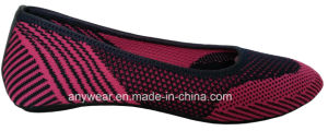 Ladies Lifestyle Casual Footwear Women Slip on Comfort Shoes (516-3998) pictures & photos