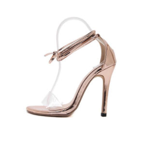 Lace-up High Heel Women Stiletto Sandals (HT-S1005) pictures & photos