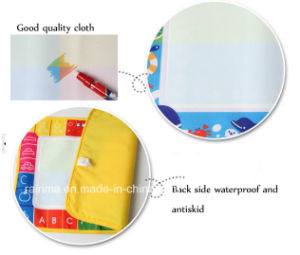 Stretched Water Art Canvas for Kids pictures & photos