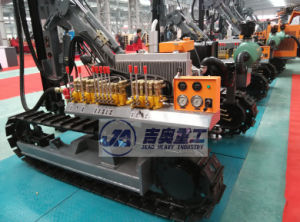 Hc725 Crawler Chassis Rock Blast Hole Drilling Rig for Quarry pictures & photos