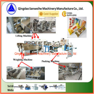 Swfg-590 Dry Pasta Automatic Weighing and Packing Machine pictures & photos