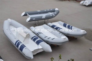 Liya Inflatable Boat 360 PVC Dinghy Cheap Rib Boat for Sale pictures & photos