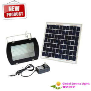 10W Solar Flood Lights/Solar Lawn Lights/ AC Solar Home Lighting pictures & photos