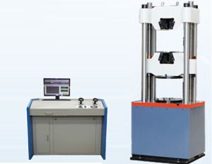 100~2000kn Hydraulic Universal Testing Machine pictures & photos