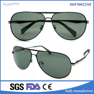Ce FDA Xiamen Sun Shade Unisex Fashion Metal UV400 Sunglasses pictures & photos