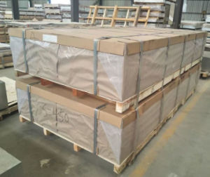 Thick Wall Aluminum Alloy Sheet 6061 T6 pictures & photos