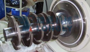 LSM -5L Disk Type Horizontal Bead Mill pictures & photos
