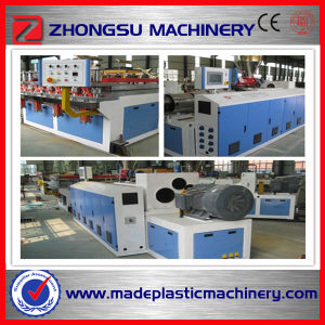 Made in China PVC WPC Skinning Foam Board Production Line pictures & photos