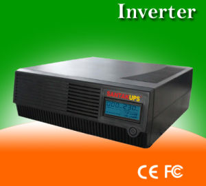 DC 12V to AC 110V / 220V Inverter with 10A / 20A Adjustable Charge Current pictures & photos