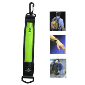 LED Reflective Armbands With Safety Clip (EN13356 Standard) (YLTC005) pictures & photos