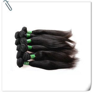 100% Human Hair Hair Weft Extension Brazilian Hair