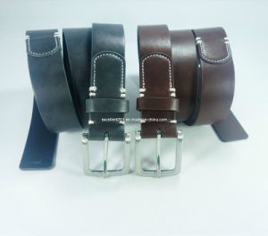 New Design Fashion Man Belt of PU Leather pictures & photos