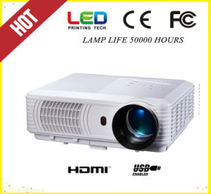 1080P HD Home Theater HDMI, USB, TV LED Projector (SV-226) pictures & photos