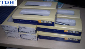 Sirona T3 Type Dental Turbine with LED (TDH-T3-LED) pictures & photos