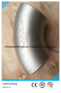 GOST Butt Weld/Butt Welded Welding Stainless Steel Pipe Fittings pictures & photos